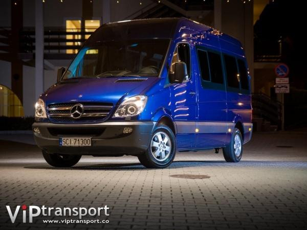 Mercedes Sprinter VIP 8+1