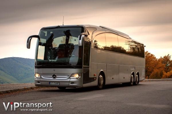 Mercedes-Benz Travego VIP 53+2 ****